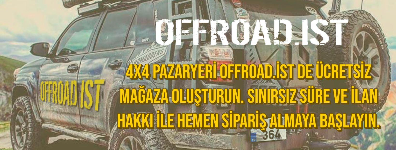 Off Road Aksesuar Mağazalarını ve en iyi 4×4 Ekipman Üreticilerini Keşfedin!
